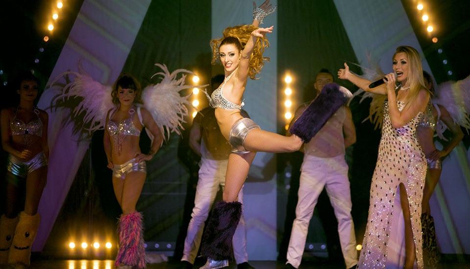 Spectacle E-Motion, danseuse, chanteuse, Voulez-Vous Grand Lyon