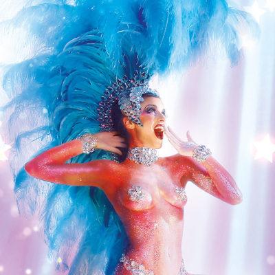 Revue Idoles au Cabaret Voulez-Vous